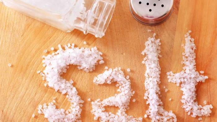 KENALI Efek Samping Apabila Terlalu Banyak Konsumsi Garam, Bisa Meningkatkan Risiko Penyakit Jantung