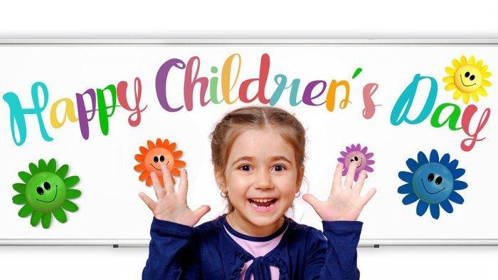 Sejarah Hari Anak Sedunia, Ini 20 Ucapan untuk Update Medsos