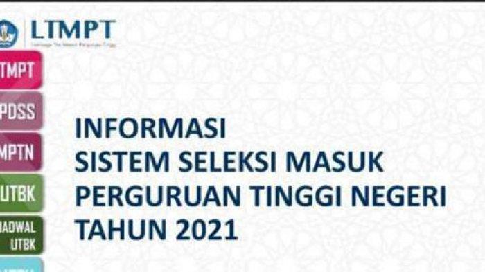 Siap-siap Jika Ingin Masuk PTN, Berikut Cara Registrasi Akun LTMPT di Portal ltmpt.ac.id