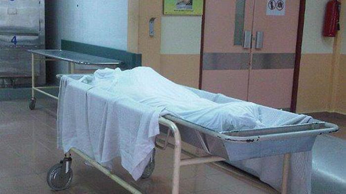 Polisi Ditemukan Tewas, Kepala dalam Selokan, Hanya Kaki yang Terlihat