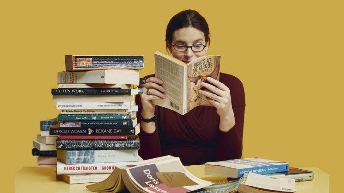 Tak Ingin Mengantuk saat Membaca Buku? Hindari dengan 5 Cara Ini - Tribun  Bali