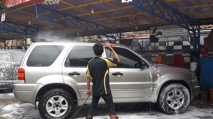 TRIBUN WIKI - 5 Rekomendasi Car Wash di Panjer dan Renon Denpasar
