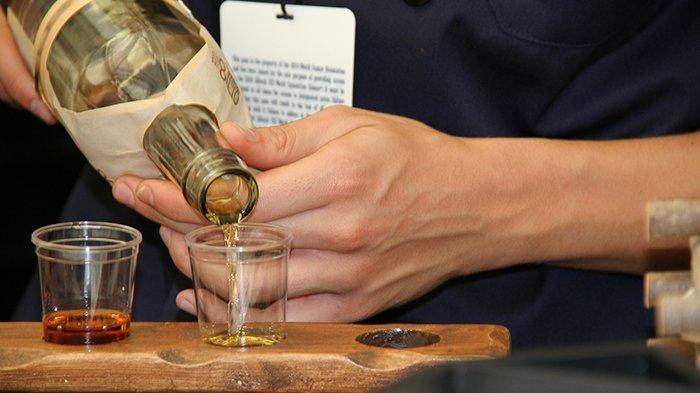 Ini Jawaban Petani Arak di Karangasem Bali Ditanya RUU Minuman Beralkohol, Ini Masalah Isi Perut