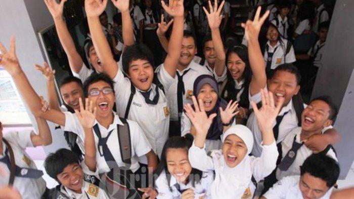 363 Siswa SMPN 1 Tembuku Bangli Mulai Sekolah Tatap Muka Hari ini