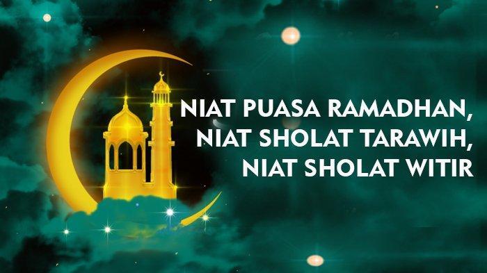 Niat Puasa Ramadhan, Sholat Tarawih dan Witir, JADWAL Imsakiyah Ramadhan 2021 Wilayah Kota Denpasar