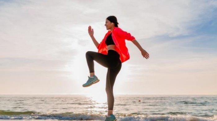 Ilustrasi Olahraga (Freepik) - Beberapa Kebiasaan di Pagi Hari yang Dapat Membantu Anda Mendapatkan Kulit Bercahaya