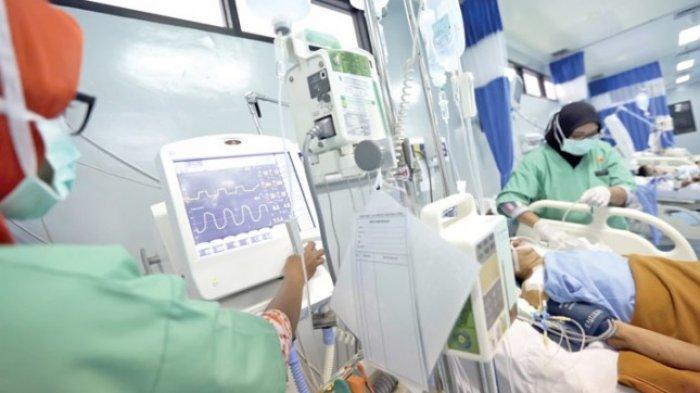 Ruang Isolasi ICU Pasien Covid-19 RSU Bangli Penuh,Kini Terjadi Peningkatan Kebutuhan Tabung Oksigen