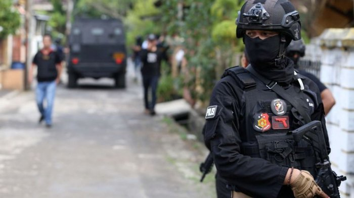 Polisi Sudah Menangkap Terduga Teroris Sebanyak Ini Pada Tahun 2019, Delapan Tewas