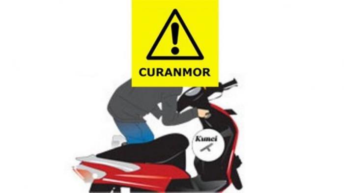 Wayan Pande Dibekuk Polisi Lantaran Curi Sepeda Motor di Lokasi Galian C Karangasem