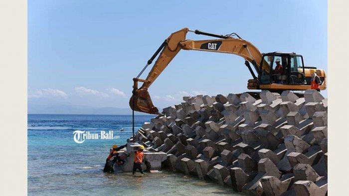 Refocusing Proyek Fisik di Klungkung Capai Rp43 Miliar