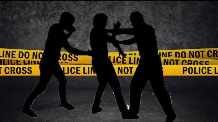 Polsek Marga Selidiki Kasus Keributan di Desa Kukuh Tabanan,Pelaku & Korban Kabur Saat Polisi Datang