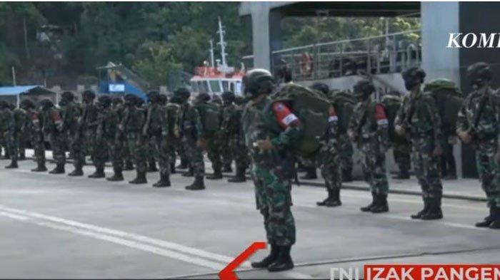Baku Tembak TNI dengan KKB Papua, Prada Agus Kurniawan Gugur di Intan Jaya, Ini yang Terjadi