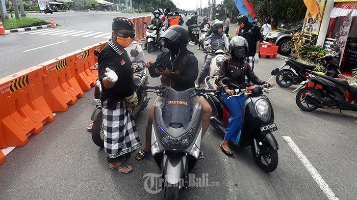 POPULER BALI: Jam Operasional PSBB Denpasar | Pembunuh Pegawai Bank Loncat Pagar Masuk Rumah Korban