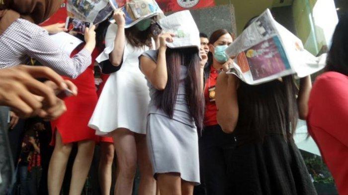 Rapi & Ketat Bisnis Prostitusi di Apartemen Terbongkar, PSK Ini Tak Sadar Tamunya Ternyata Petugas