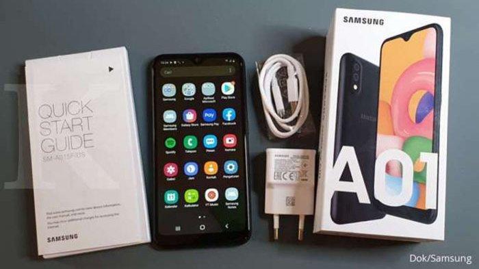 Berikut Rekomendasi Ponsel Berbagai Merek dengan Harga Rp 1 Jutaan di Pasar Indonesia