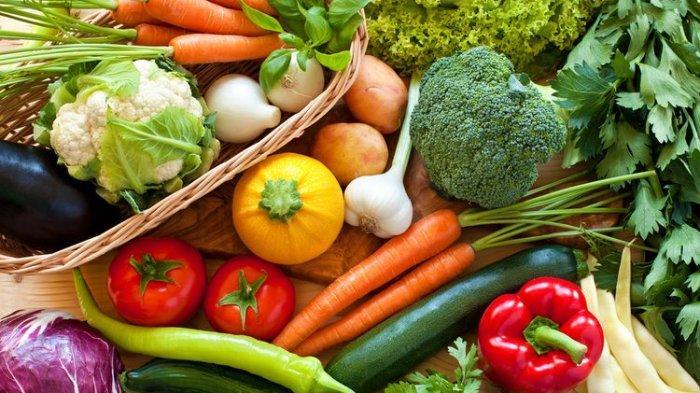 Ilustrasi sayuran -