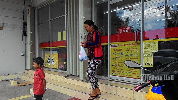 Pembatasan Jam Operasional, Toko Modern di Tabanan Hanya Boleh Buka 6 Jam