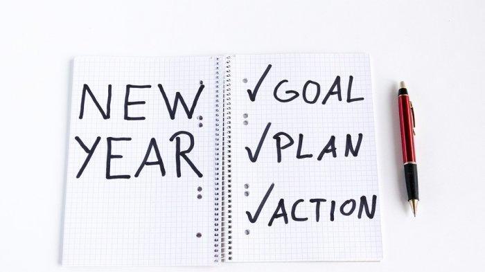 Anda Bikin Resolusi Akhir Tahun? Perhatikan Tiga Hal Ini