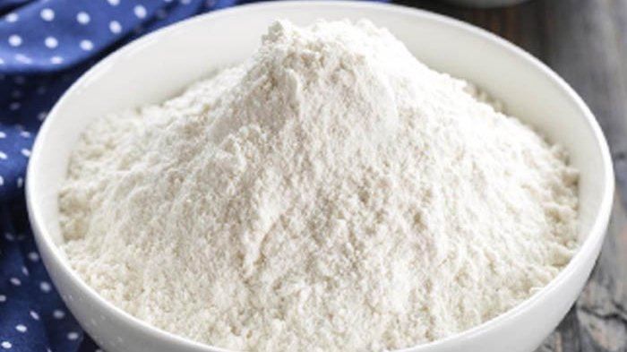 Ilustrasi tepung terigu.