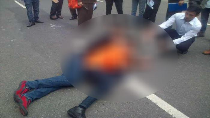Sakit Hati, Pelaku Tikam Korban hingga Tewas di Jalan Umum