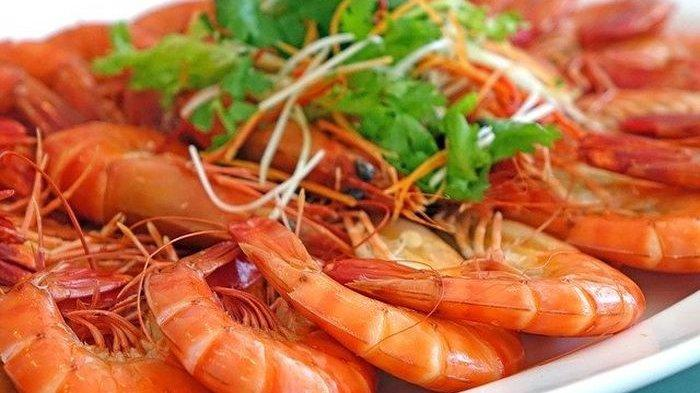 Tips Bikin Udang Rebus Manis dan Renyah ala Restoran Seafood, Cukup Rebus 3 Menit