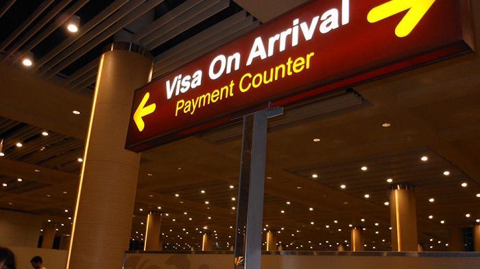 Visa WNA dari India Disetop Pemerintah Indonesia