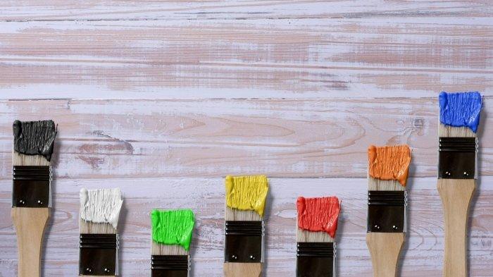 Mengenal 10 Psikologi Warna Sebelum Mengecat Rumah: Ungu Terkesan Mewah, Kuning Lebih Kalem