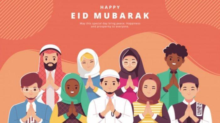 35 Ucapan Selamat Idul Fitri 2021 dalam Bahasa Indonesia, Cocok Dibagikan di Medsos