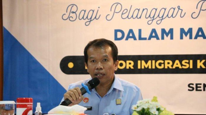 Melanggar Protokol Kesehatan Saat PPKM Darurat di Bali, 3 WNA Dideportasi Imigrasi