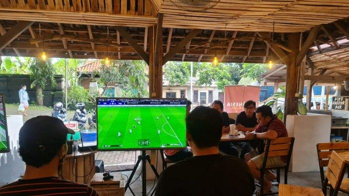 Rindu Kompetisi, IndoManUtd Regional Bali Gelar Turnamen PES 2021