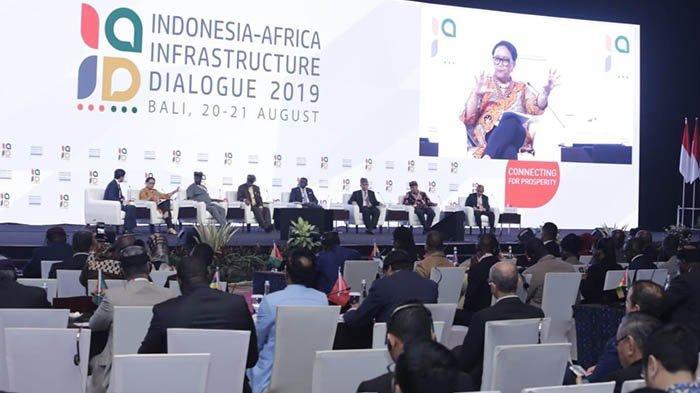 IAID 2019, Komitmen Indonesia dan Negara-negara Afrika untuk Maju dan Sejahtera Bersama