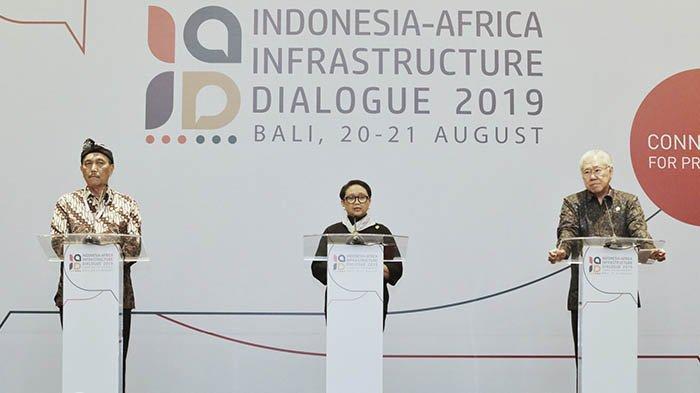 Diplomasi Ekonomi, IAID 2019 Hasilkan Kesepakatan Bisnis Senilai 822 Juta USD