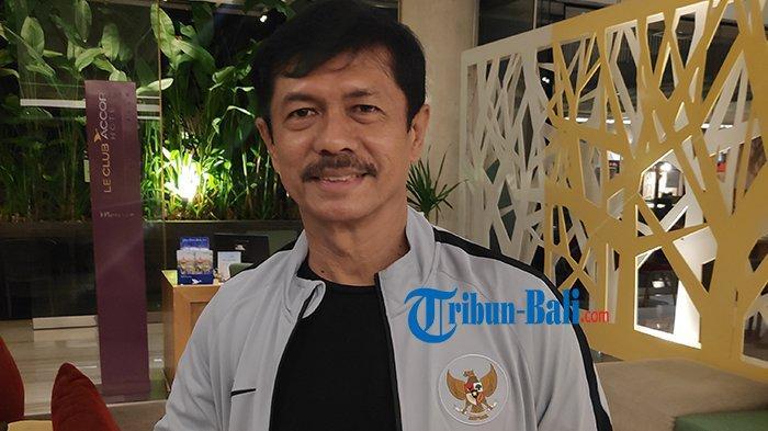 Indra Sjafri di Hadapan Media Siap Ambil Alih Posisi Pelatih Timnas Senior