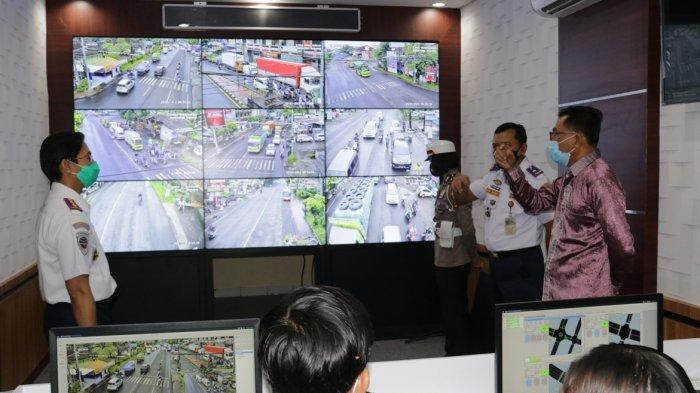 Dishub Tabanan Launching Uji Kendaraan SIM PKB