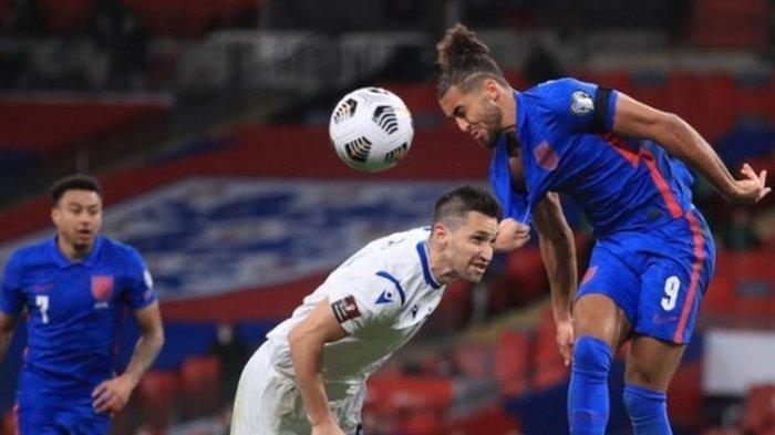 Inggris Vs San Marino, Inggris Pesta Gol, Jerman Digdaya, Hasil Lengkap Kualifikasi Piala Dunia 2022