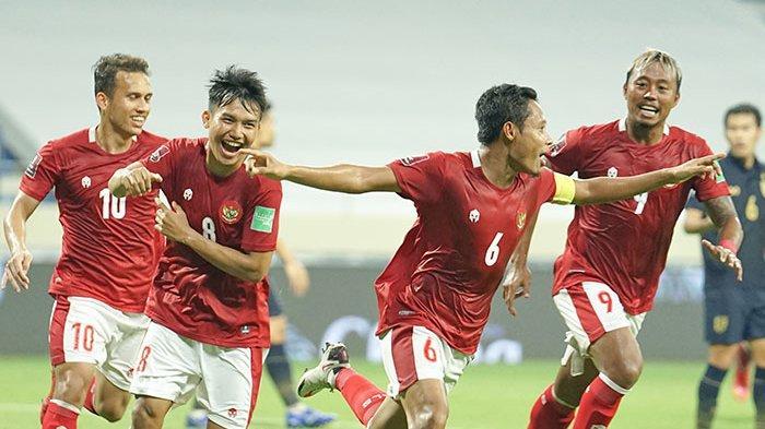 Kualifikasi Piala Dunia 2022 - Ini 3 Pemain Timnas Indonesia yang Dianggap Paling Berbahaya