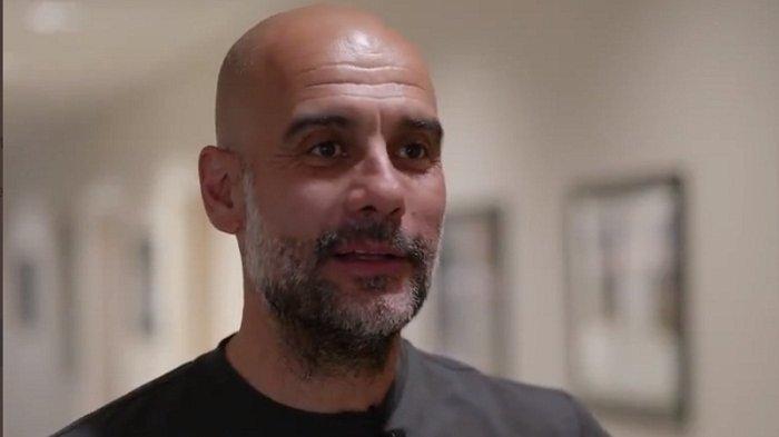 Ini Komentar Pep Guardiola Usai Persembahkan Gelar Juara Premier League Ketiga Bagi Man City