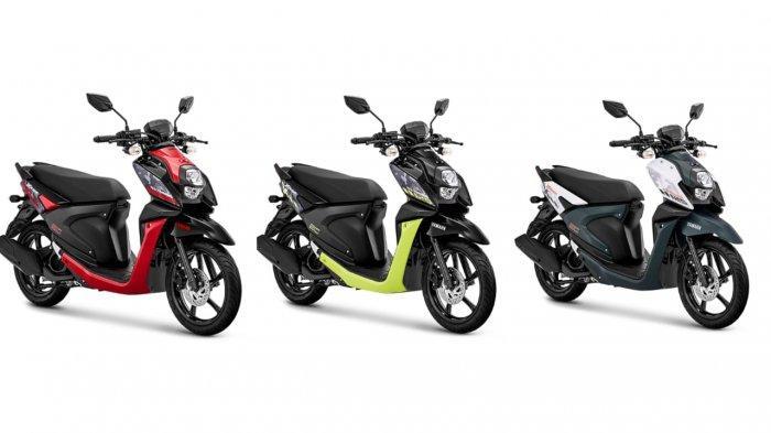 Semakin Tangguh, Ini Pilihan Warna Baru Yamaha X-Ride 125