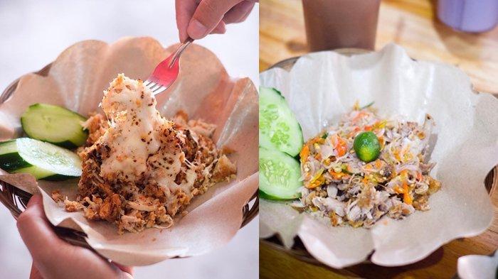 Viral di Twitter Nasi Ayam Geprek Oreo, Cabai Diganti Dua Keping Biskuit dan Susu Kental Manis