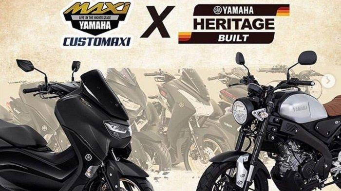 Ini Jawara Kontes Modifikasi Unggulan CustoMAXI x Yamaha Heritage Built Jabodetabek