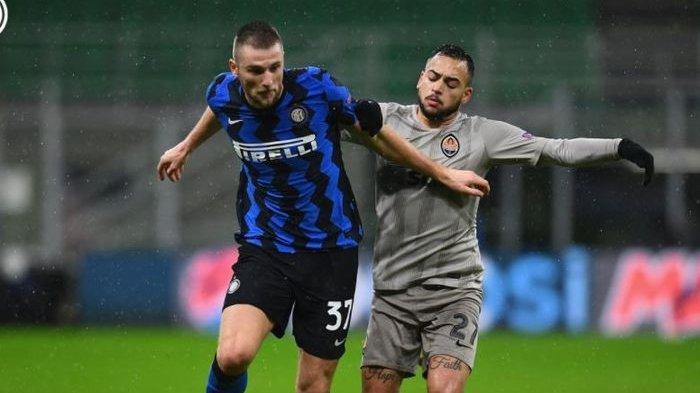 Inter Milan Tersingkir dari Liga Champions, Hanya Mampu Raih Hasil Imbang Lawan Shakhtar Donetsk