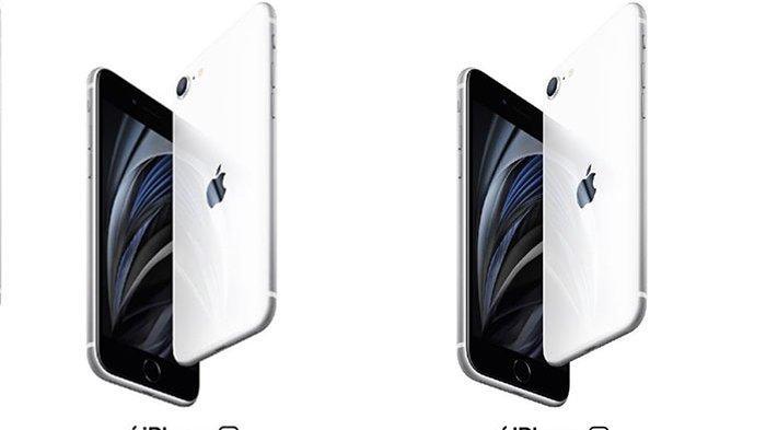 Harga dan Spesifikasi iPhone SE 2020, RIlis di Indonesia 2 Oktober 2020 Mulai Rp 7,9 Jutaan