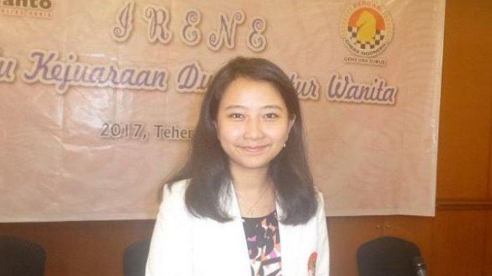 Dewa Kipas Kalah Telak 3-0 dari WGM Irene Sukandar