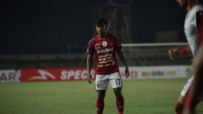 Gerbong Bali United di Persis Solo, Yabes Tanuri Yakini Ini dari Irfan Jauhari