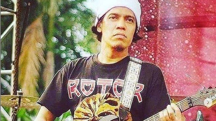Kabar Duka, Irfan Sembiring Pria Kelahiran Surabaya Pentolan Grup Band ROTOR Meninggal Dunia