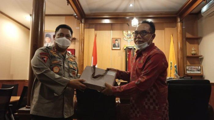 Golose Pamitan, Ketua DPRD Ingatkan Kapolda Bali Baru,