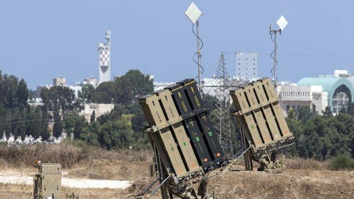 Mengenal Iron Dome, Senjata Israel yang 90 Persen Sukses Menghalau Roket Hamas