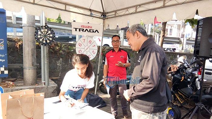 PT Isuzu Astra Motor Indonesia Lakukan Door to Door Ajak Masyarakat Mencoba Isuzu Traga