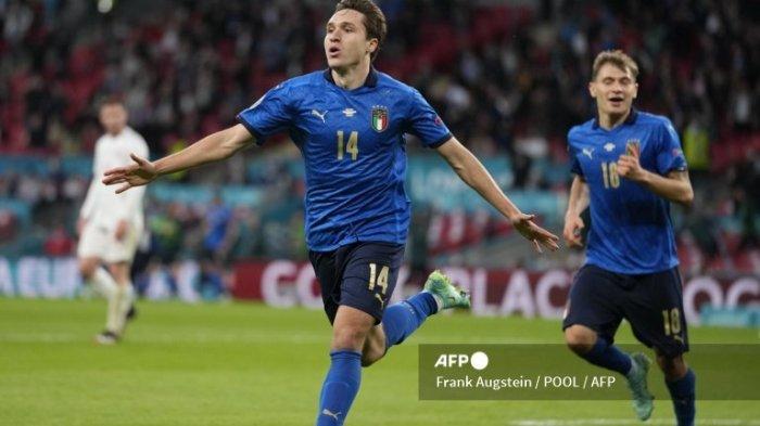 SEDANG BERLANGSUNG LINK STREAMING Italia vs Belgia, Gli Azzurri Sudah Unggul 2-0
