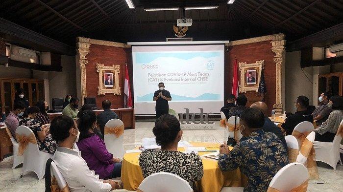 ITDC Bentuk Covid-19 Alert Team di Kawasan Pariwisata The Nusa Dua